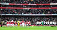 Arsenal 3-3 Fulham (Remembrance Sunday)