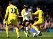 Fulham 2-4 Reading (Ruiz 1st goal)