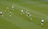Norwich 1-2 Fulham (Hooper goal)