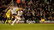 Fulham 4-0 Sheff Wed (Woodrow goal)