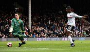 Fulham 4-1 Hull (Sessegnon goal)