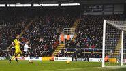 Fulham 6-0 Burton (Fonte 1st goal)
