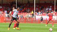 Crawley 0-2 Fulham (Rodallega goal)
