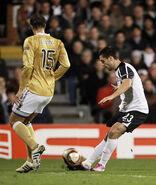 Fulham 4-1 Juventus (Dempsey goal)