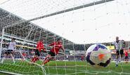 Cardiff 3-1 Fulham (Caulker 1st goal)