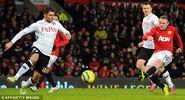 Man Utd 4-1 Fulham (Rooney goal)