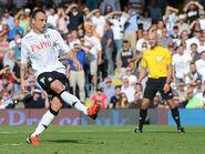Fulham 3-0 West Brom (Berbatov 2nd goal)