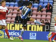 Wigan 3-3 Fulham (Espinoza goal)