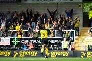 Burton 2-1 Fulham (Warnock goal)
