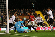 Fulham 1-2 Swansea (Ruiz goal)