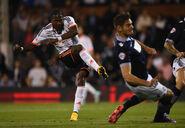 Fulham 4-0 Bolton (Rodallega goal)