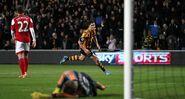 Hull 6-0 Fulham (Boyd goal)