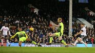 Fulham 5-0 Reading (Martin 1st goal)