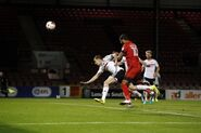 Leyton Orient 2-3 Fulham (McCallum 2nd goal)