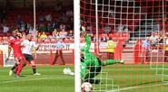 Crawley 0-2 Fulham (Stafylidis goal)