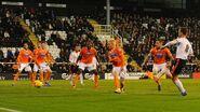 Fulham 2-2 Blackpool (Parker goal)