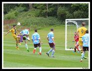 Cobh Ramblers 0-5 Fulham (de la Torre goal)