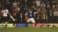 Fulham 2-1 Everton (Bent goal)