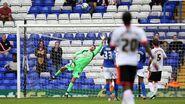 Birmingham 1-2 Fulham (Cotterill goal)