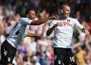 Fulham 5-0 Norwich (Petrić 2nd goal)