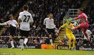 Fulham 2-4 Reading (Ruiz 2nd goal)