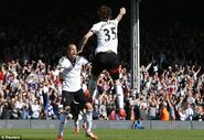 Fulham 2-2 Hull (Amorebieta goal)
