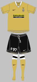 Juventus third (2009-10)