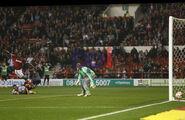 Nottm Forest 5-3 Fulham (Antonio goal)