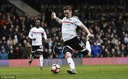 Fulham 4-1 Hull (Johansen goal)