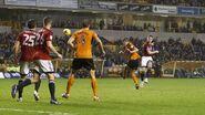 Wolves 4-4 Fulham (Cairney goal)