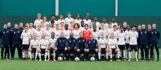 2017-18 season (U18)