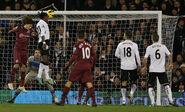 Fulham 2-1 Newcastle (Rodallega goal)