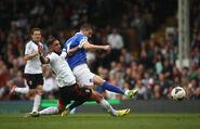 Fulham 1-3 Everton (Mirallas goal)