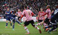 Sheff Utd 1-1 Fulham (Rodallega goal)