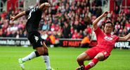 Southampton 2-2 Fulham (Richardson goal)