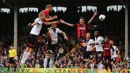Fulham 1-1 West Brom (McAuley goal)