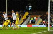 Fulham 0-1 Sheff Utd (Miller goal)