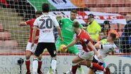 Barnsley 1-3 Fulham (Lindsay goal)