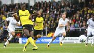 Burton 2-1 Fulham (Akins goal)
