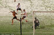 Wolves 3-3 Fulham (Edwards 2nd goal)