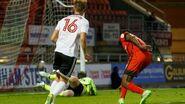 Leyton Orient 2-3 Fulham (Woodrow 2nd goal)
