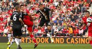Southampton 2-2 Fulham (Fonte 2nd goal)