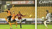 Wolves 4-4 Fulham (Ayité 1st goal)