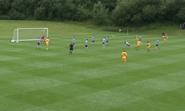 Cobh Ramblers 0-5 Fulham (Humphrys 2nd goal)
