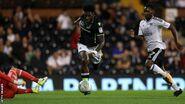 Fulham 0-1 Bristol Rovers (Harrison goal)