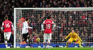 Arsenal 3-3 Fulham (Berbatov 2nd goal)