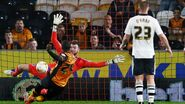 Hull 2-1 Fulham (Aluko goal)