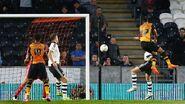 Hull 2-1 Fulham (Elmohamady goal)