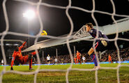 Fulham 2-3 Liverpool (Touré own goal)