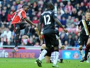 Sunderland 2-2 Fulham (Sessegnon goal)